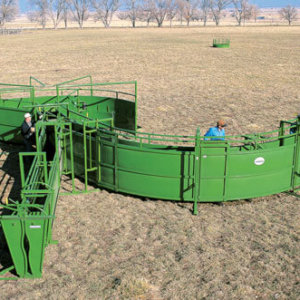 system 2000 deluxe Tub and alley cattle working system