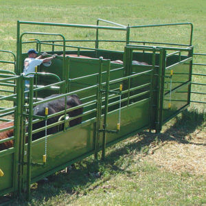 classic deluxe cattle tub and alley